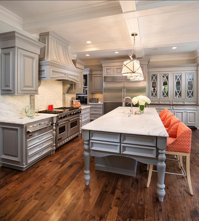 Grey Kitchens Ideas: Home Bunch Interior Design Ideas