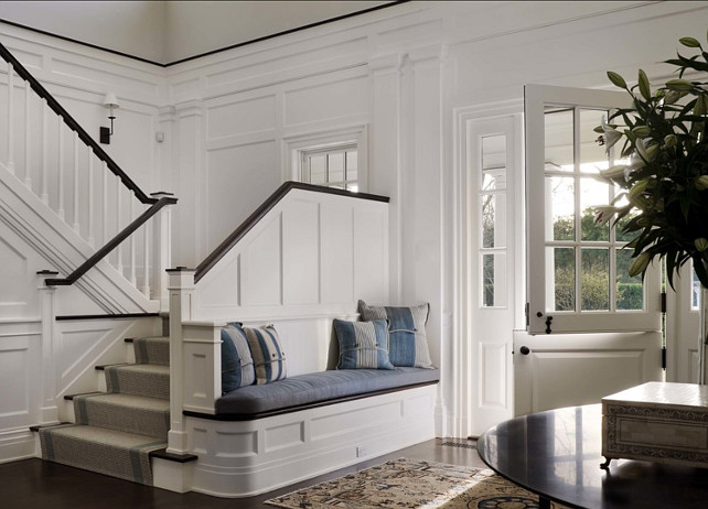 Foyer Architecture List : Classic hamptons beach house home bunch interior design