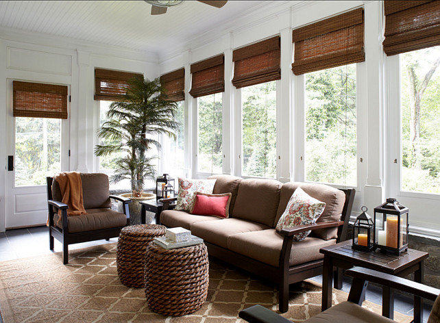 Modern family home home bunch interior design ideas Comfortable sunroom furniture