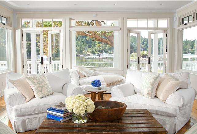 Coastal Interiors Love The Coastal Interiors In This Beach House