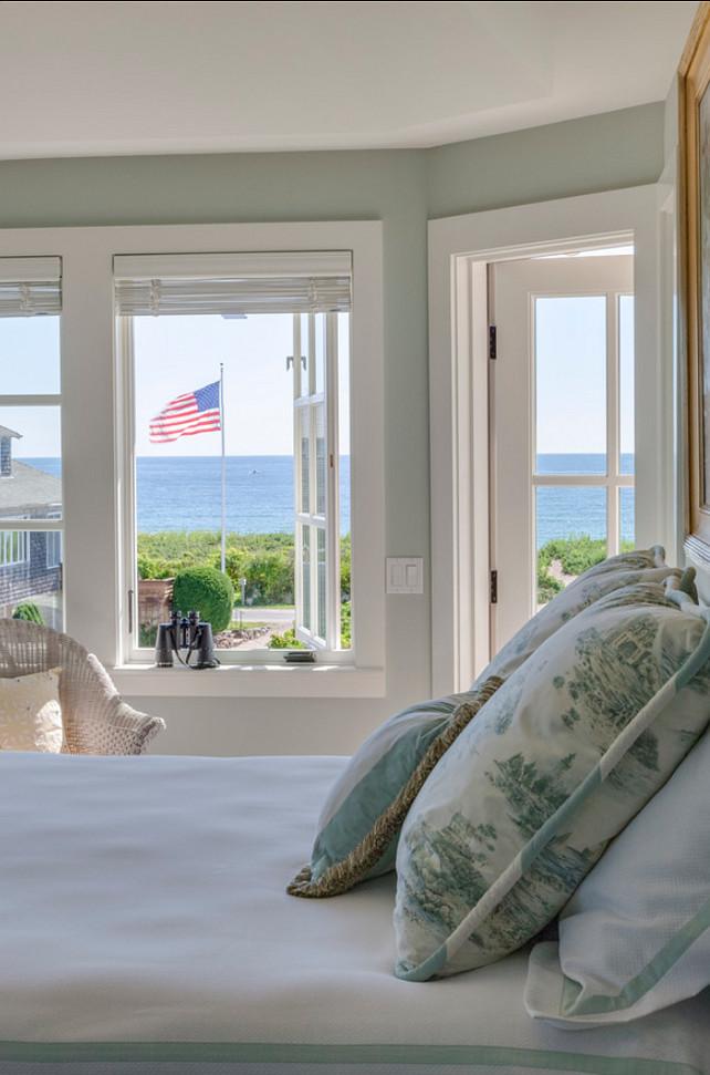 Coastal Bedroom Design Ideas. #Coastal #Bedroom