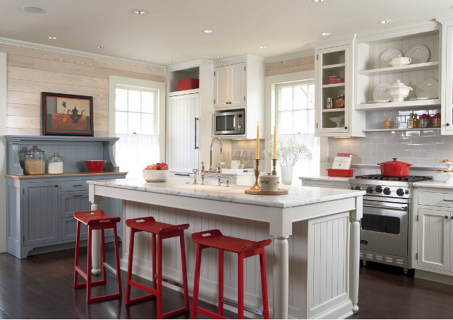 Kitchen Wall And Island Design Ideas ~ New kitchen remodel ideas home bunch interior design