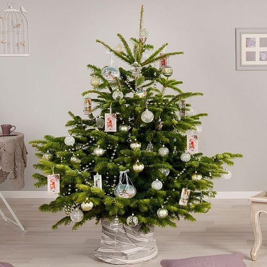 Christmas decoration ideas home bunch interior design - Petit sapin de noel decore ...
