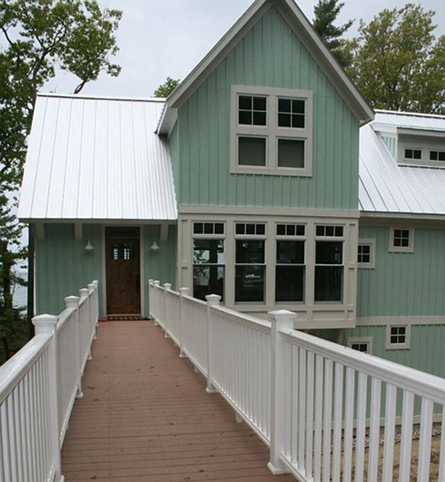 Cottage of the week country cottages home bunch - Cottage house colors interior ...