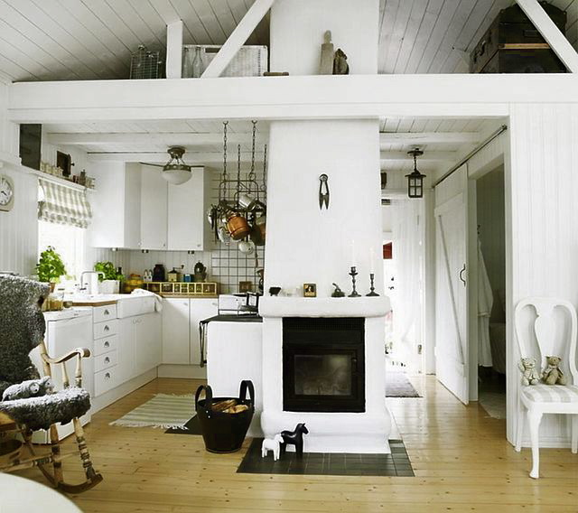 Cottage Of The Week Scandinavian Cottage Home Bunch
