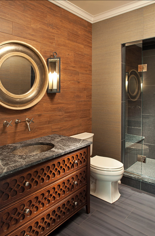 Manly Bathroom Colors: Interior Design Ideas Relating To Living Room