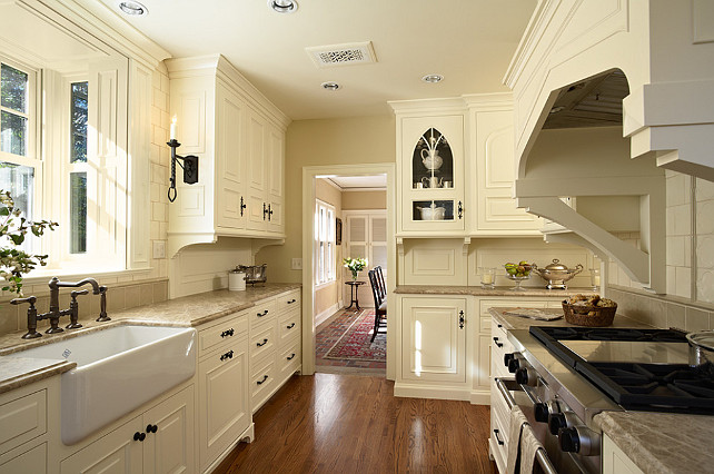 White Kitchen I