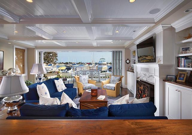 Luxurious Coastal Cottage Inspired