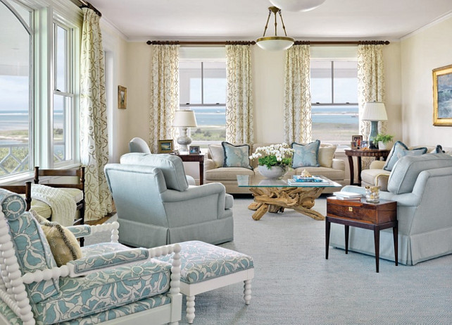 Traditional Coastal Cottage Home Bunch Interior Design Ideas