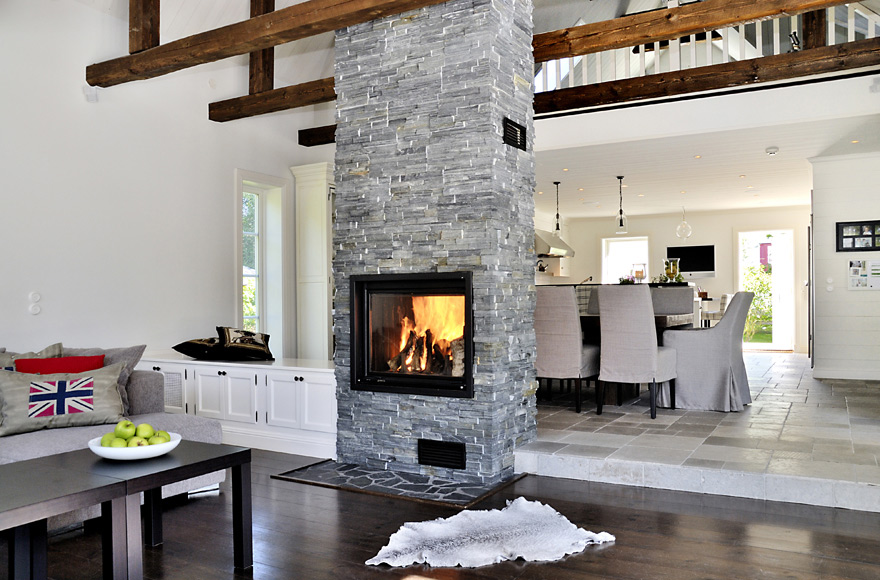 "Living Room With Fireplace In Middle tag archive for ""scandinavian rooms"" - home bunch – interior"