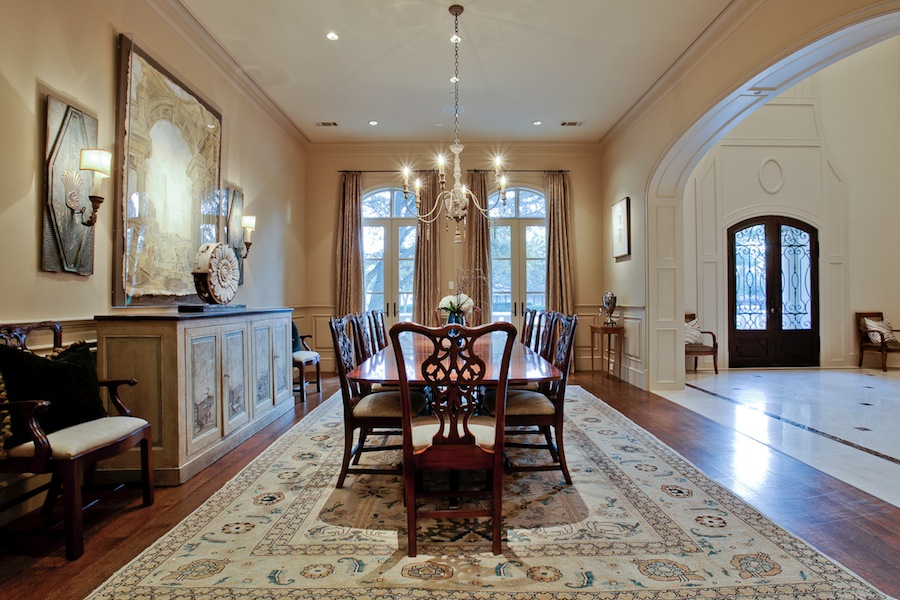 FrenchInspired Home Home Bunch Interior Design Ideas – Dining Room in French