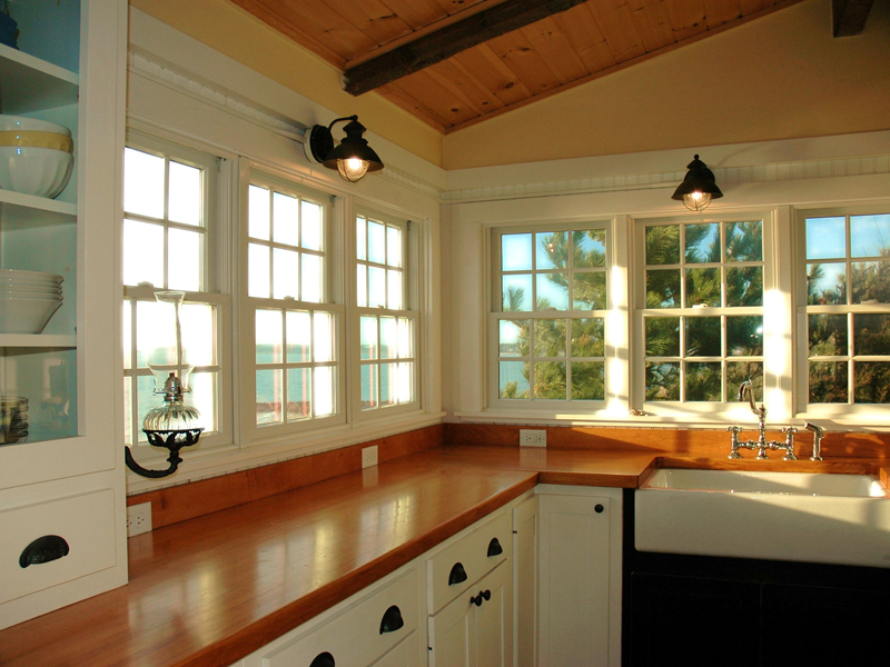 Cottage beach cottage home bunch interior design ideas for Beach house kitchen ideas
