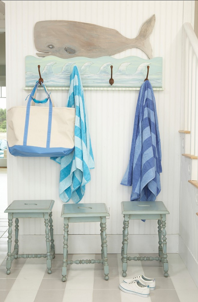 Coastal Cottage With Paint Color Ideas. You ...