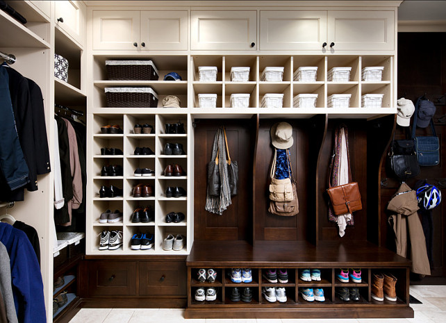 Mudroom Storage Cabinet Ideas. #Mudroom #Storage #Cabinet