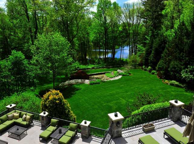 Dream Backyard. Great backyard deaign Ideas. This is really a dream backyard. #Backyard #Landscaping
