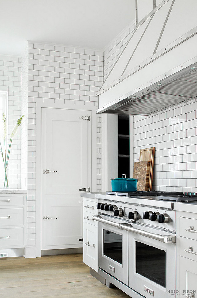 All white kitchen. All white kitchen design. All white kitchen ideas. All white kitchen layout. All white kitchen flooring. All white kitchen tiles. All white kitchen backsplash. All white kitchen countertop. #Allwhitekitchen #kitchen