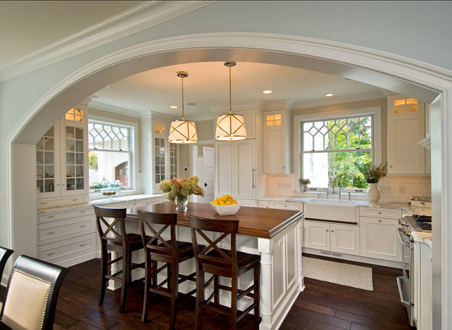 Timeless Kitchen Design Ideas 16 traditional kitchens with timeless appeal White Kitchen Ideas