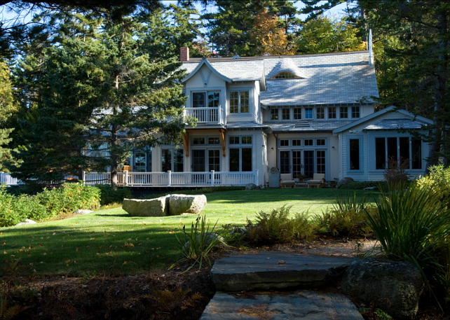 Http Www Homebunch Com Maine Beach Cottage