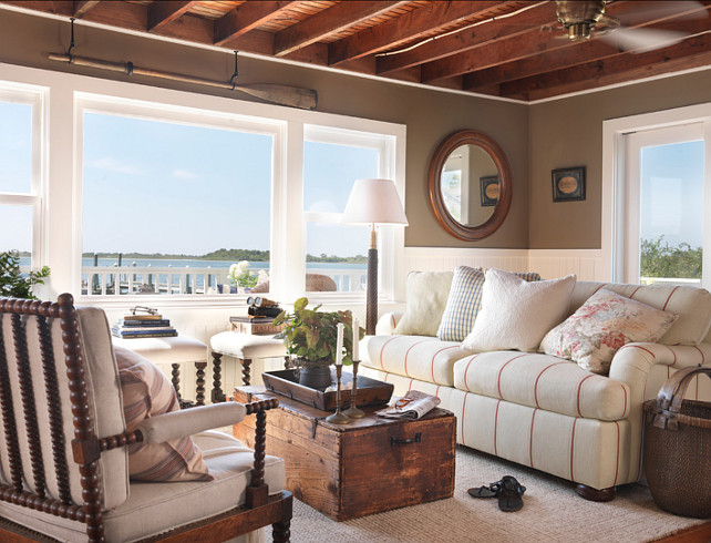 Cozy Coastal Cottage Home Bunch Interior Design Ideas
