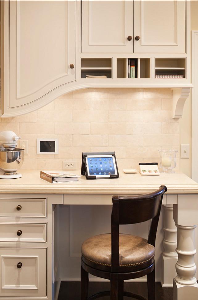 kitchen desk area a - Kitchen Desk