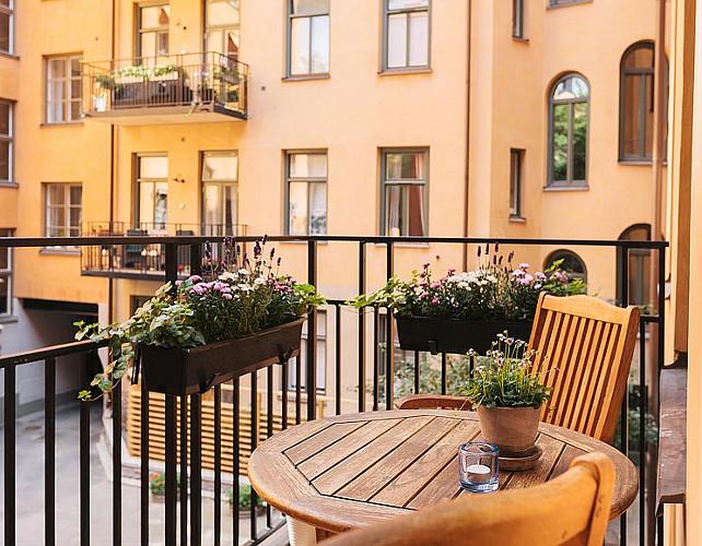 Sweden. Beautiful Swedish Apartment. #Scandinavian #Sweeden #homes