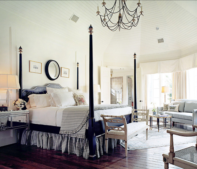 Bedroom. French Bedroom Design Ideas. #Bedroom #FrenchBedroom #Interiors