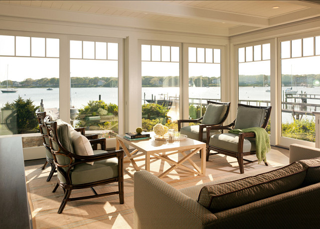 Living Room. Coastal Living Room Design. #LivingRoom #Coastal #Interiors