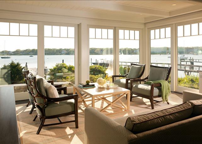 Living Room. Coastal Living Room Design. #LivingRoom #Coastal #Interiors