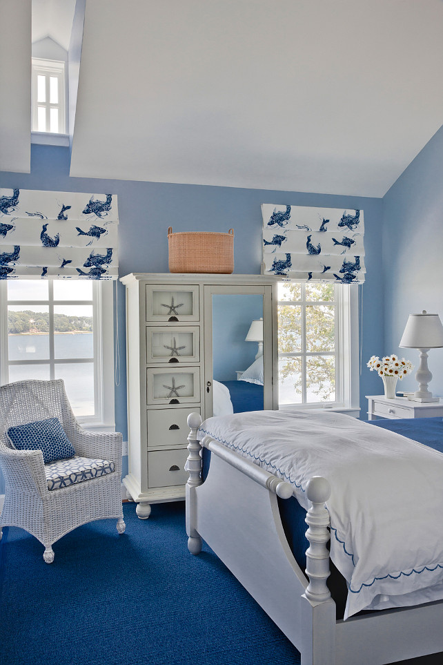 Cottage Bedroom. Coastal Cottage Bedroom. Ocean view Cottage Bedroom. Cottage Bedroom Paint Color. Cottage Bedroom Furniture. Cottage Bedroom Flooring. Cottage Bedroom Decor. Cottage Bedroom Color Palette. Cottage Bedroom Color Scheme. SLC Interiors.