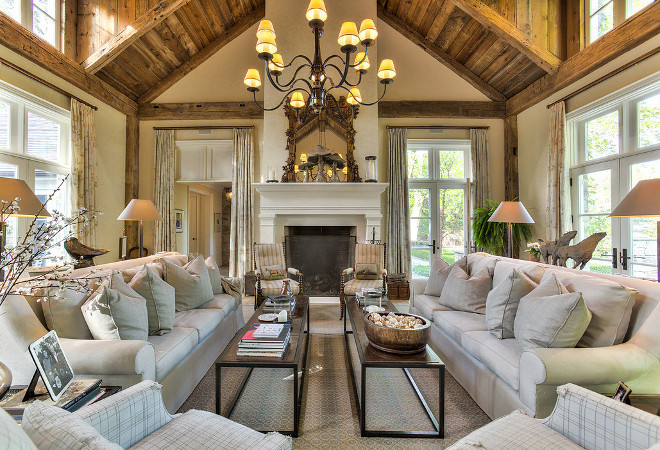 French Living Room. French Country Living Room. French Country Living Room