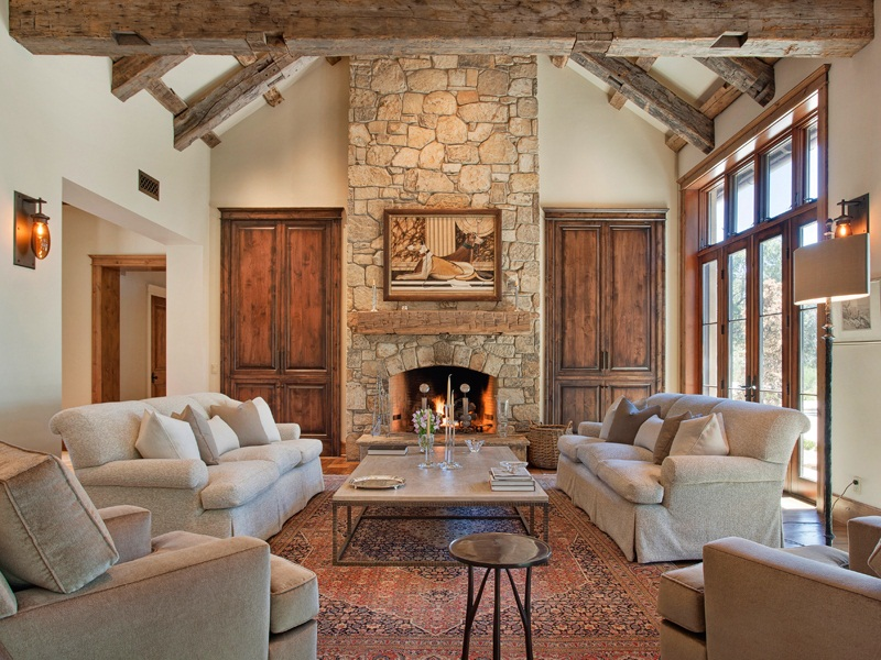 Strange Rustic House Home Bunch Interior Design Ideas Largest Home Design Picture Inspirations Pitcheantrous
