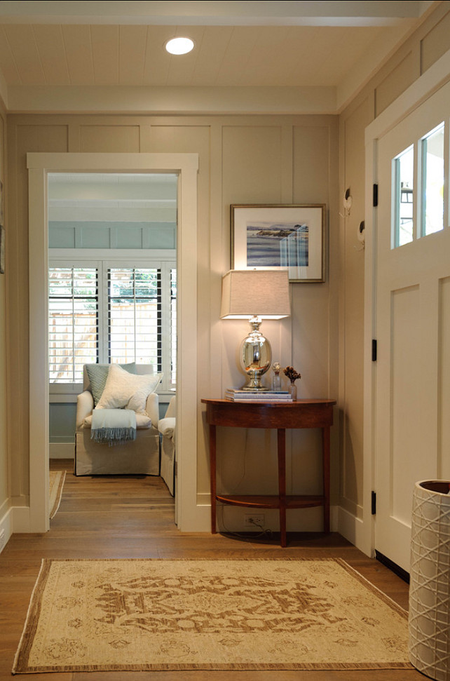 Foyer Hallway Urban Dictionary : Urban home with coastal interiors bunch interior