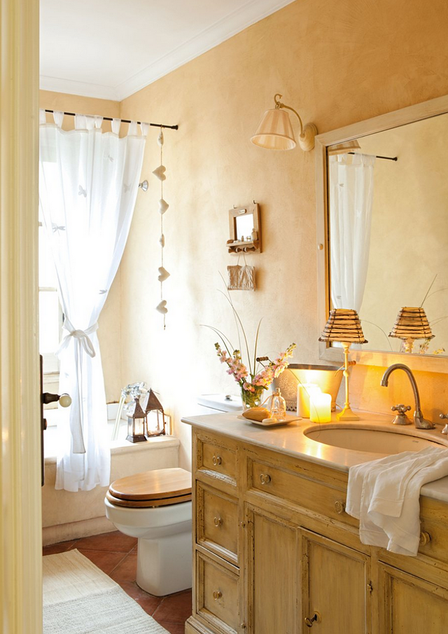 Romantic house in spain home bunch interior design ideas - Muebles estilo provenzal ...