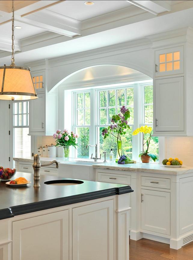 Elegant Gambrel Shingled Home - Home Bunch Interior Design ...