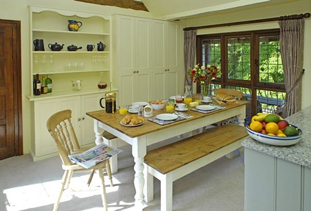 Captivating The Dining Room Has A Country Cottage Y Feel Ideas Part 9