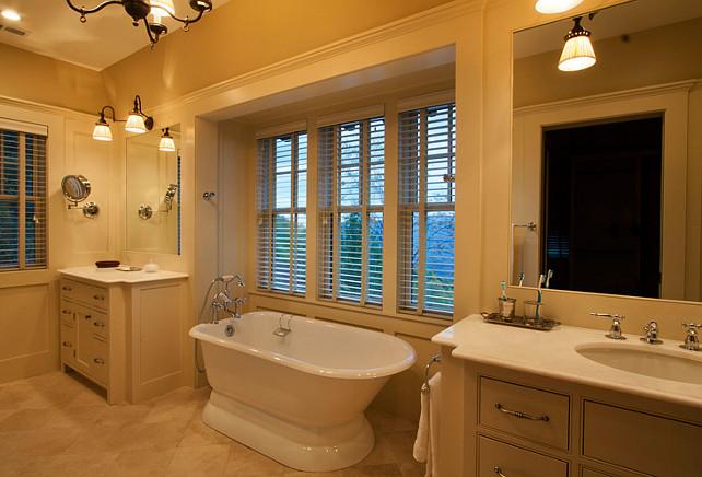 Bathroom Ideas. Great Bathroom Design Ideas! #Bathroom #BathroomIdeas #BathroomDesign