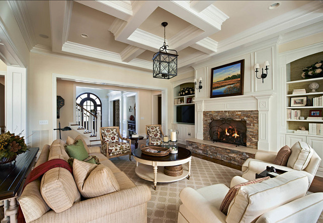 Charmant Family Room. This ...