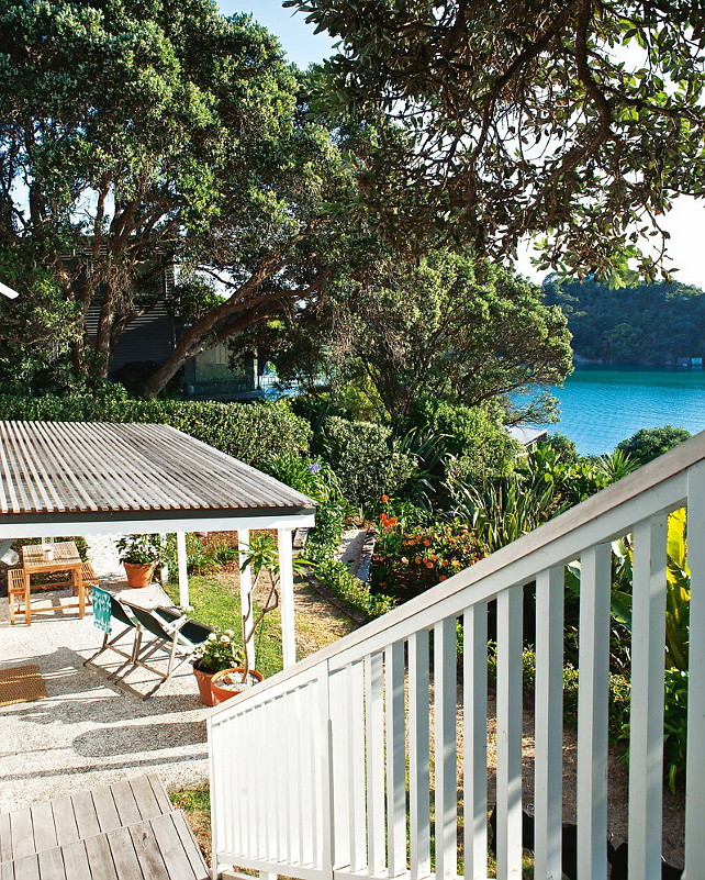 New zealand beach cottage home bunch interior design ideas for Beach house designs new zealand