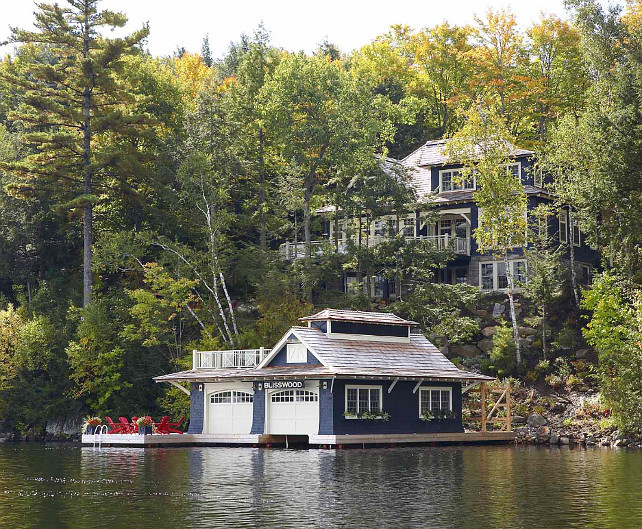 Muskoka cottage home bunch interior design ideas for Canadian bungalow