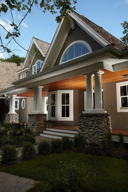 traditional home timeless architecture - Traditional Home Design