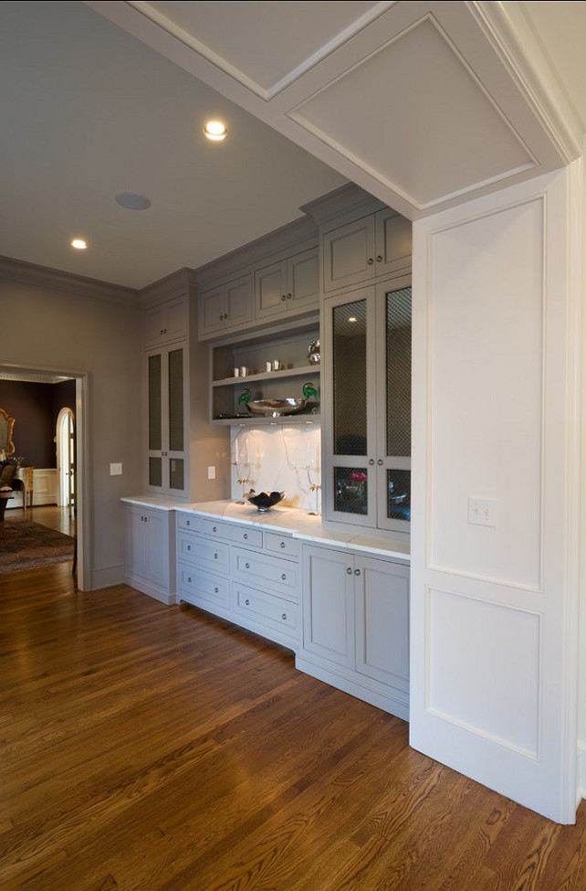 Kitchen Cabinet. Gray Kitchen Cabinet. #Kitchen #Gray #Cabinet