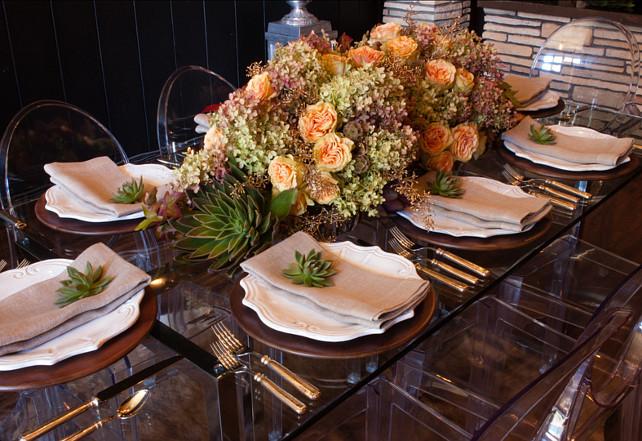 Via Angela Flournoy. & Easy Thanksgiving Decorating Ideas - Home Bunch Interior Design Ideas