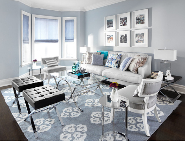Apartment Decor Ideas. Small Apartment decor. Lisa Petrole Photography. Designed by Lux Design Inc.