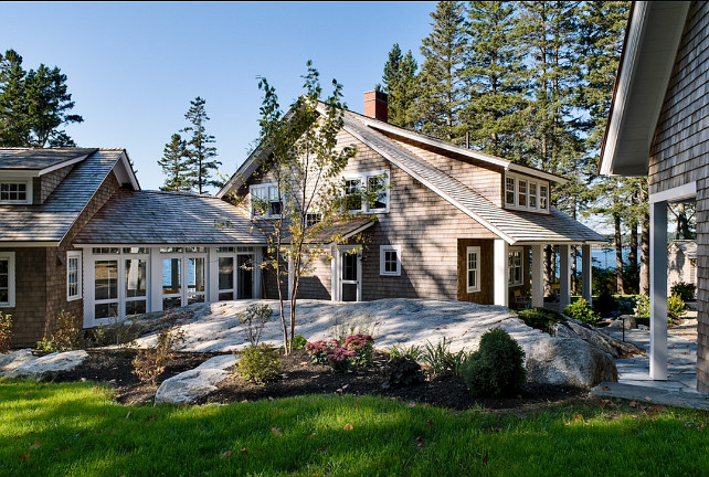 Maine cottage home bunch interior design ideas for Maine home and design