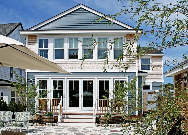 Back of house design ideas. Back of house planning. Back of house design. Back of house paint color. Back of house ideas. #BackHouse #BackofHouse OUTinDesign.