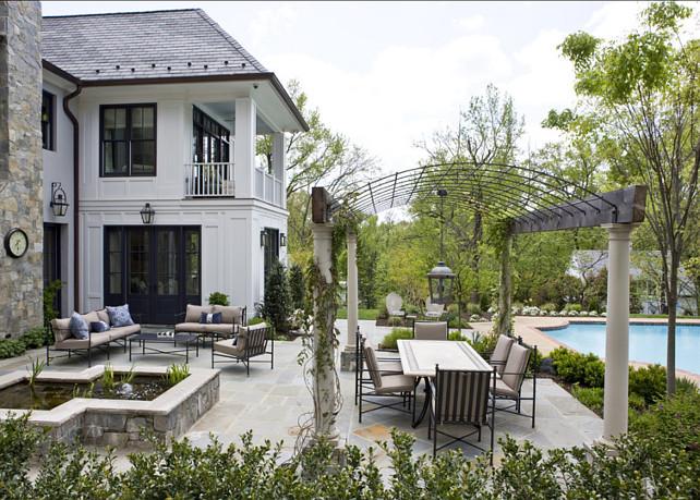 Backyard Ideas.  2 Ivy Lane.