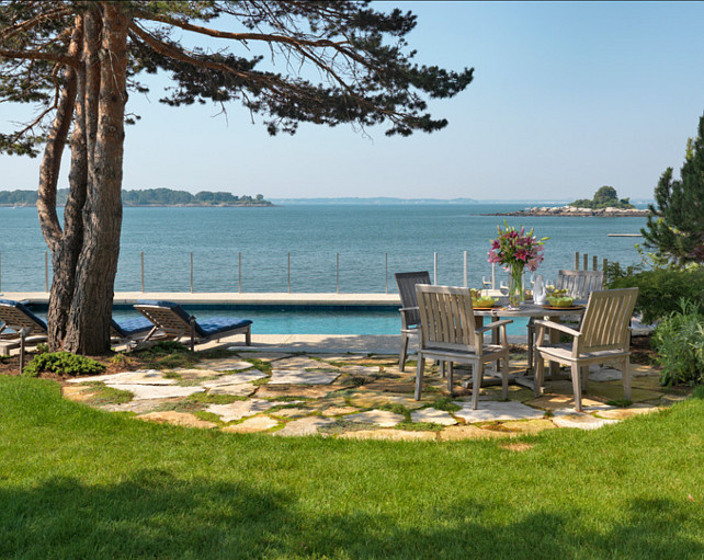 Backyard Ideas. Beautiful backyard and pool ideas. #Backyard #pool