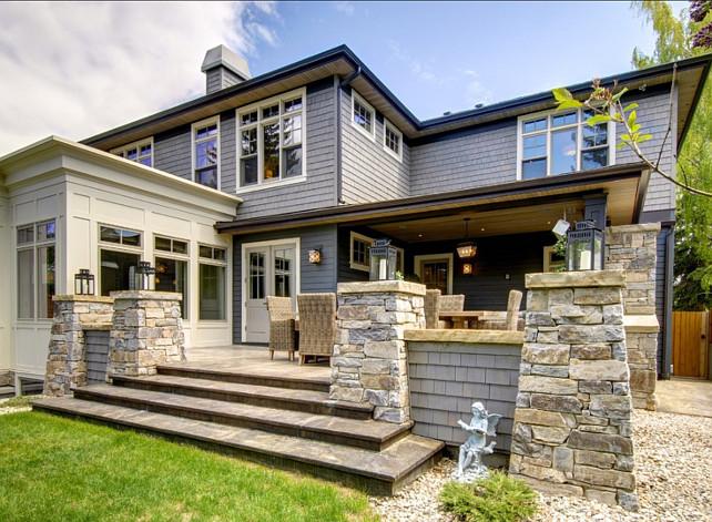 Backyard Ideas. Home with great backyard and patio. #Backyard