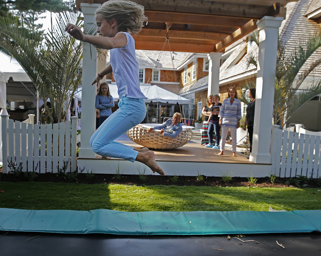 Backyard Ideas. Kids Backyard Ideas. Star Tribune.