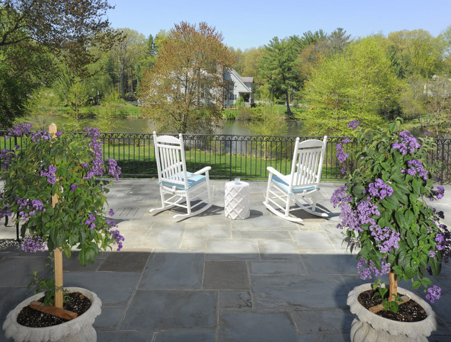 Backyard Landscaping Ideas. Patio and backyard landscaping. Sotheby's Homes.